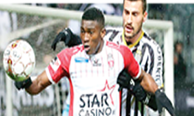 Awoniyi: I USED MY FIRST ALLOWANCE  TO OFFSET DEBTS  DAD INCURRED