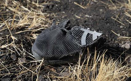 EthiopiaAirlines crash site