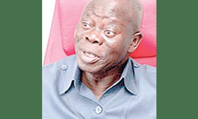 9TH NASS LEADERSHIP: Trouble brews for Apc, Oshiomhole