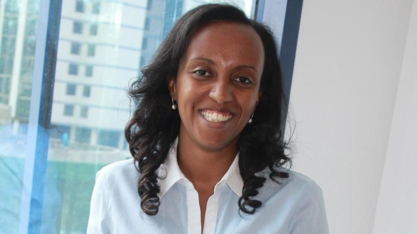 Amrote Abdella, regional director for Microsoft 4Afrika.