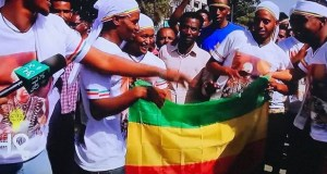 Ethiopia's Adwa 123rd victory day.