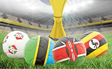 Afcon competition