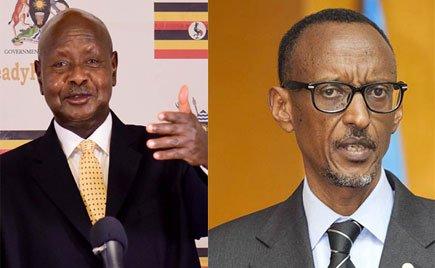 Kagame Museveni meet Kampala amidst tensions