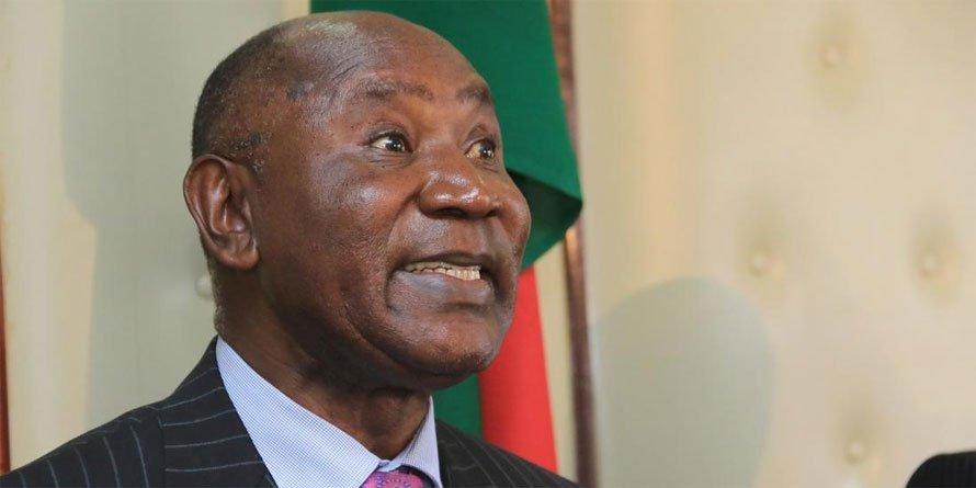 Auditor-General Edward Ouko. FILE PHOTO | NMG