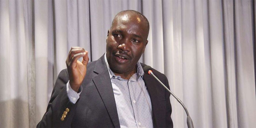 Infrastructure Principal Secretary (PS) Julius Korir. FILE PHOTO |