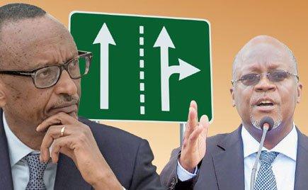 Rwandan President Paul Kagame's visit to Dar es