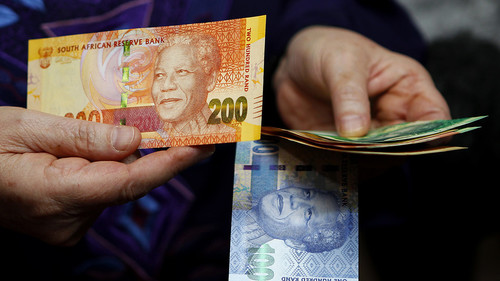 South Africa's economy grows by 0.8% in 2018