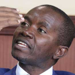 ICT Cabinet Secretary Joe Mucheru. PHOTO | FILE | NATION MEDIA