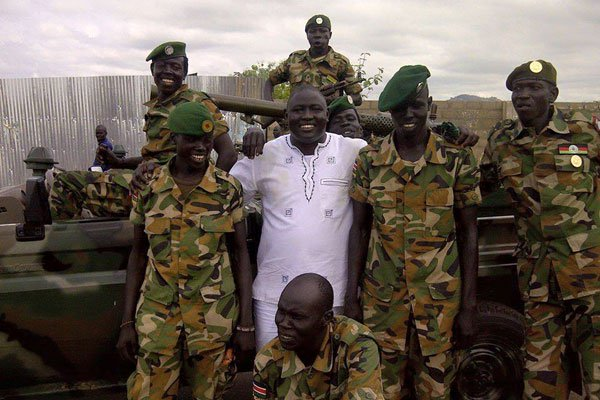 Malong used to dupe his targets that he is the