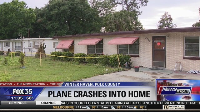 NTSB releases report for Winter Haven plane crash