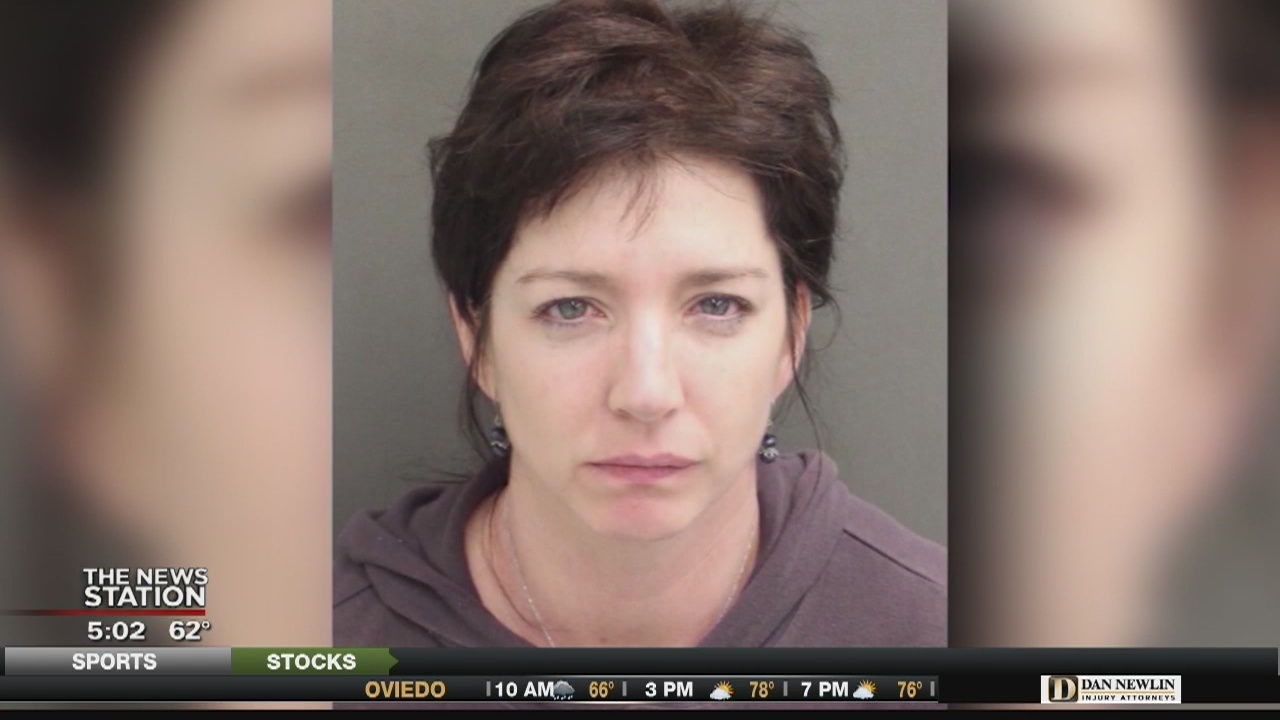 Wife accused of killing UCF executive husband then scrolling through dating website will face judge