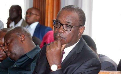 Former Nairobi Governor Evans Kidero and his