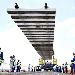 China takes centrestage in Africa through infrastructure