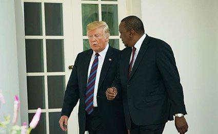 GODEC: Kenya, US ties will always remain strong
