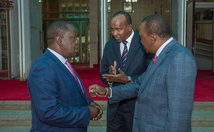 No plot to remove Matiang'i: Duale