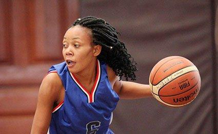 Basketball league champs KPA skin Tigers at Nyayo