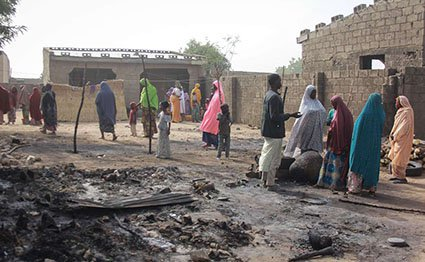 Nigeria launches offensive against Boko Haram
