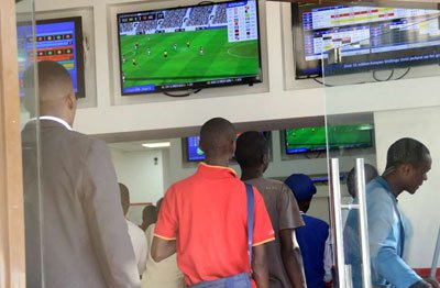 Court halts ban on betting ads