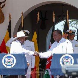 Uhuru offers Museveni land in Naivasha