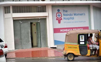 Girl: I was assaulted in hospital
