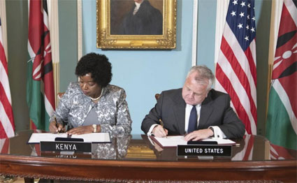 Terrorism biggest threat to Kenya-US business ties, CS Juma says
