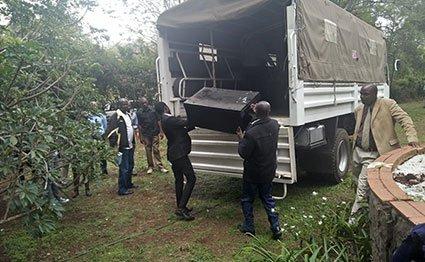 Kileleshwa raid