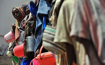 Two million Somalis now face starvation