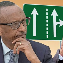 Is Kagame looking for an alternative route to sea?