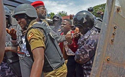 Police arrest Kyadondo East MP Robert Kya