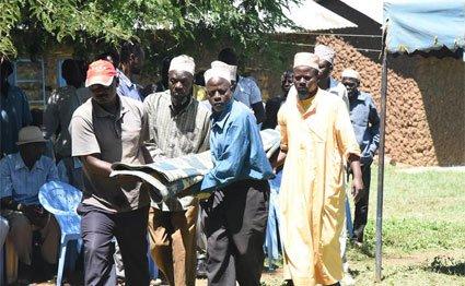 Emotions run high as Matungu boy is buried