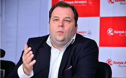 Troubled KQ boss to quit before end of three-year contract
