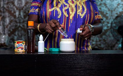 EALA wants a ban on beauty products containing hydroquinone