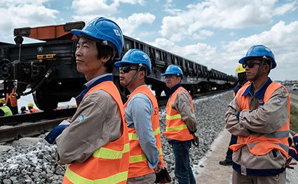 US think tank cautions Africa on increasing Chinese projects