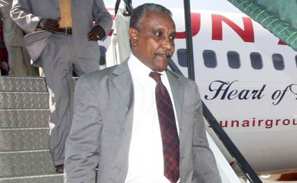 Sudan opposition leader escapes to Juba