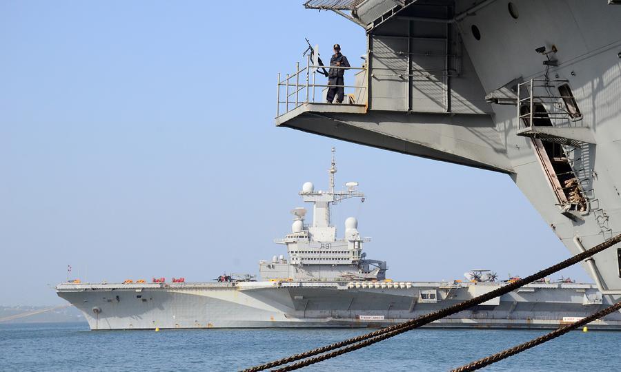 France, India bolster capabilities in Indian Ocean