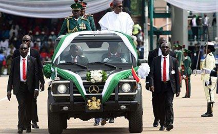 Buhari names stadium after democracy icon Abiola