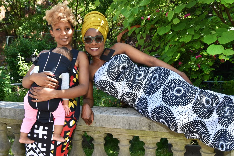 African Prints With Modern Silhouettes: Q&A With the Sisters Behind EnnYe Collection