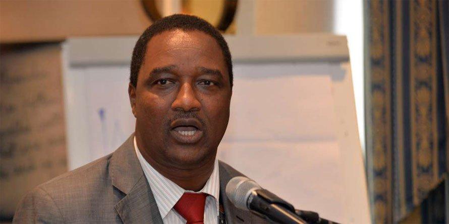 Kenya Investment Authority chief executive Moses Ikiara. FILE PHOTO