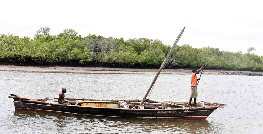 Fishermen in Lamu. Al-Shabaab militants have also targeted