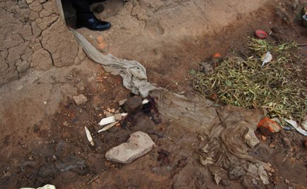 Horrific scenes remain in Mbarara after murder of seven family members