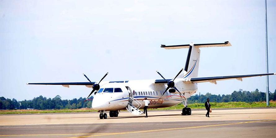 Safarilink gets IATA safety rating