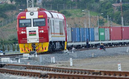 Uncertainty clouds extension of rail past Naivasha