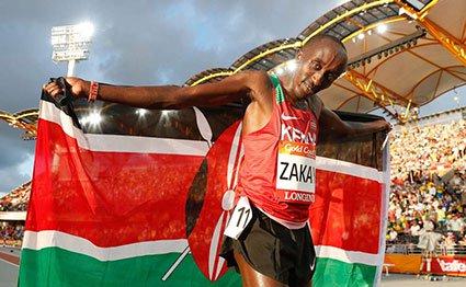 Zakayo, Jepkosgei shine in Rabat race