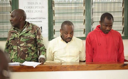 Suspects in journalist's death deny charges