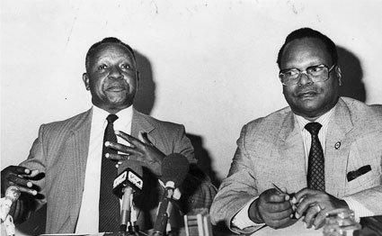 Uhuru mourns Charles Rubia
