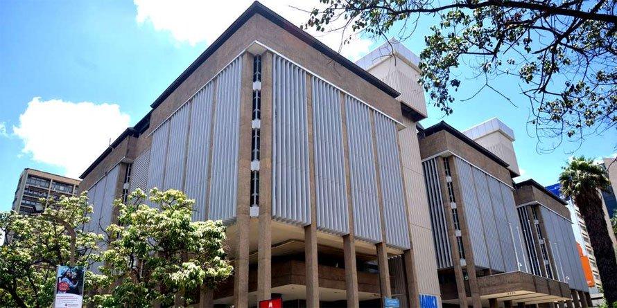 The Central Bank of Kenya. FILE PHOTO   NMG