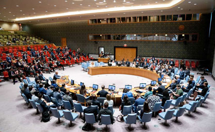 Tanzania, Suriname back Kenya in bid for UN seat
