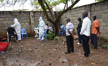 No end in sight as Kenya battles coronavirus