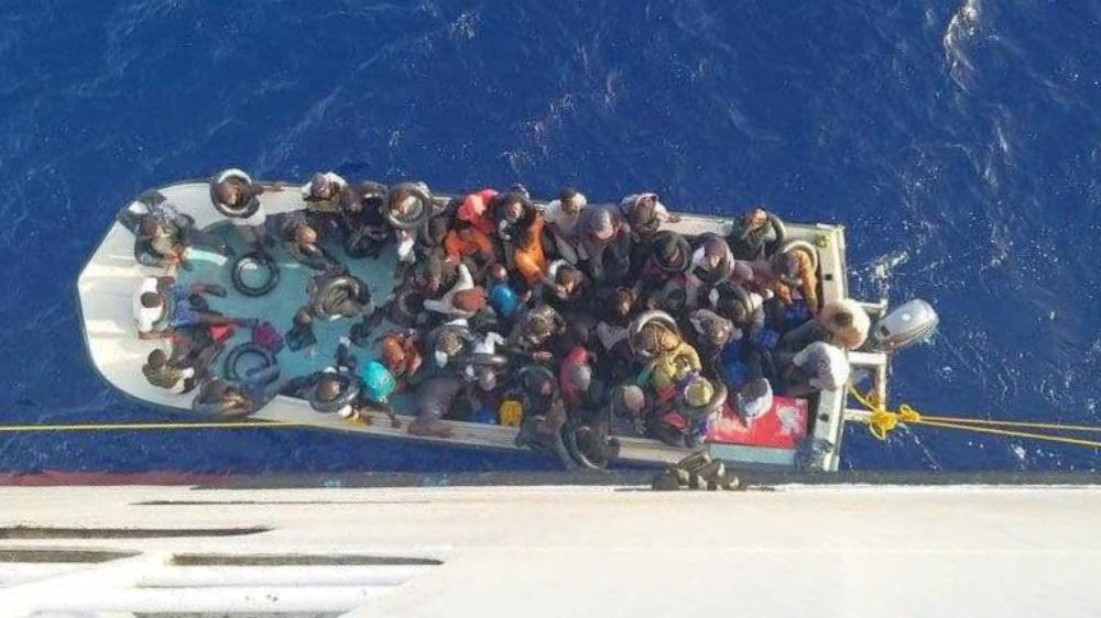 Stranded migrants DO NOT USE