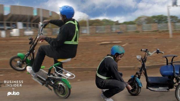 electric micro-mobility Kenya